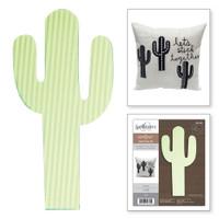 Spellbinders Contour Dies - Cactus