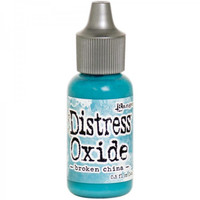 Tim Holtz Distress Oxide Reinkers by Ranger - Broken China