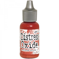 Tim Holtz Distress Oxide Reinkers by Ranger - Fired Brick