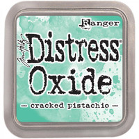 Tim Holtz Distress Oxide Ink Pads by Ranger - Cracked Pistachio