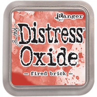 Tim Holtz Distress Oxide Ink Pads by Ranger - Fired Brick