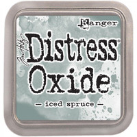 Tim Holtz Distress Oxide Ink Pads by Ranger - Iced Spruce