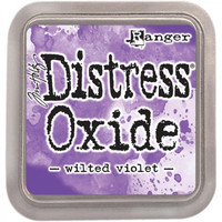 Tim Holtz Distress Oxide Ink Pads by Ranger - Wilted Violet