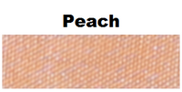 Seam Binding Ribbon (5 Yards) -  Peach