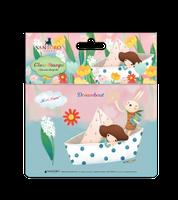 Kori Kumi by Santoro  Character Stamp A6 - Dreamboat