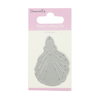 Trimcraft Dovecraft Mini Die - Princess