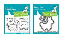 Lawn Fawn Clear Stamps & Dies Bundle - Year Seven
