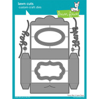 Lawn Cuts Custom Craft Die - Fancy Box