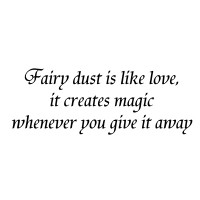 Lavinia Stamps - Fairy Dust Is Like Love