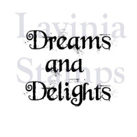 Lavinia Stamps - Dreams and Delights