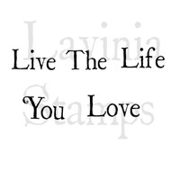 Lavinia Stamps - Live The Life
