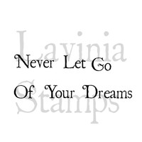 Lavinia Stamps - Never Let Go