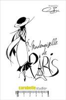 Carabelle Studio Cling Stamp A6 - Mademoiselle de Paris by Soizic