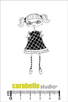 Carabelle Mini Stamps - Les Toupettes: Sophie