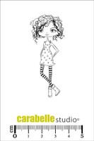 Carabelle Mini Stamps - Les Toupettes: Celine