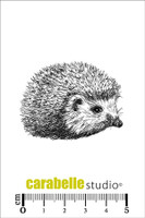 Carabelle Mini Stamps - Hedgehog