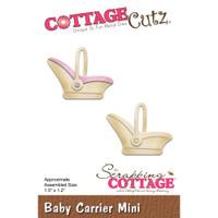 Cottagecutz Mini Die - Baby Carrier
