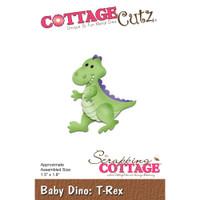 Cottagecutz Die - Baby Dino-T-Rex