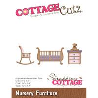 Cottagecutz Die - Nursery Furniture