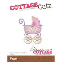 Cottagecutz Die - Pram