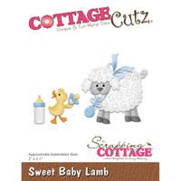 Cottagecutz Die - Sweet Baby Lamb