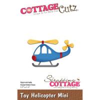 Cottagecutz Mini Die - Toy Helicopter