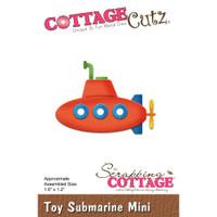 Cottagecutz Mini Die - Toy Submarine