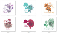 Simply Defined April 2017 Release - A Simple Hello Collection, 6 Sets In A Bundle