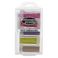 Stampendous Exclusive Embossing Kit - Merlot