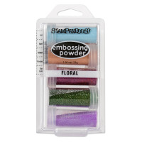 Stampendous Exclusive Embossing Kit - Floral