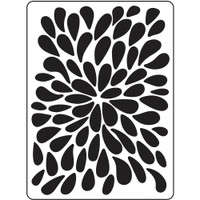 Darice A2 Embossing Folder - Burst