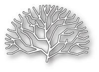 Memory Box Craft Die - Big Brain Coral