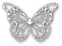 Memory Box Craft Die - Chantilly Butterfly