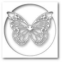 Memory Box Craft Die - Chantilly Butterfly Collage
