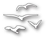 Memory Box Craft Die - Flying Gulls