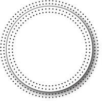 Memory Box Craft Die - Pinpoint Circle Frame