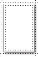 Memory Box Craft Die - Pinpoint Single Frame
