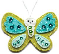 Memory Box Craft Die - Plush Cute Butterfly