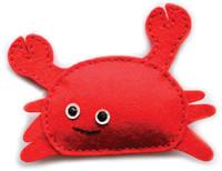 Memory Box Craft Die - Plush Cute Crab