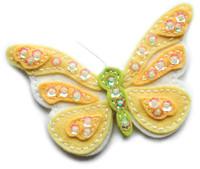 Memory Box Craft Die - Plush Elegant Butterfly