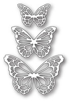 Memory Box Craft Die - Potenza Butterfly Trio