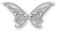 Memory PoppyStamps Die - Enchanted Faerie Wings