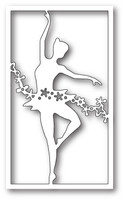 Memory PoppyStamps Die - Floral Dancer Collage