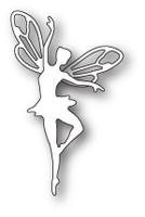 Memory PoppyStamps Die - Graceful Faerie