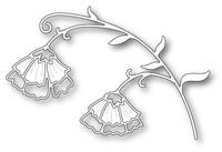 Memory PoppyStamps Die - Sweet Pea Flowers