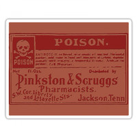 Sizzix Texture Fades Embossing Folder - Poison