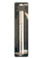 Marvy Uchida DecoColor Premium 2mm Paint Marker - Silver