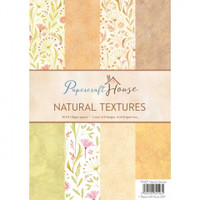 Wild Rose Studio, Papercraft House - Natural Textures