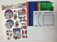 Find-It 3D Dot and Do: Jeanine's Art Christmas Classics Kit #4
