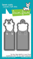 Lawn Fawn Dies - For You, Deer Add-On